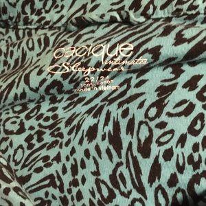 22/24W leopard 🐆 pjs